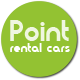 Point rental cars